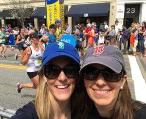 Spring Boston Marathon